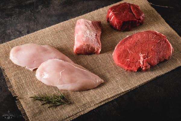 Oberpfalz Beef Fondue Paket