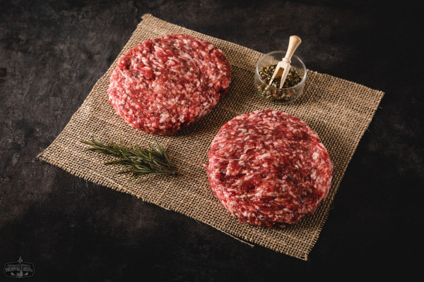 Oberpfalz Beef Burger Patties