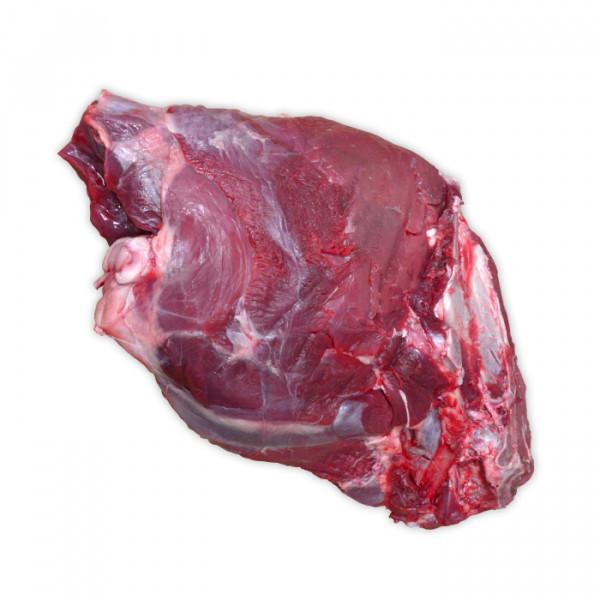 Kerntemperatur Wildschweinkeule Mit Knochen