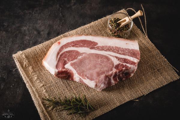 Kotelett Steak ohne Knochen Dry Aged