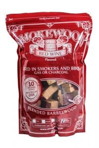 Smokewood Rotwein Mini Blocks