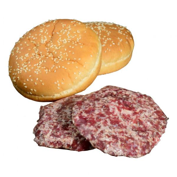 Oberpfalz Beef Burger Patties Dry Aged