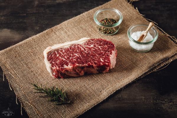 Roastbeef Steak von der Oberpfalz Kuh Dry Aged