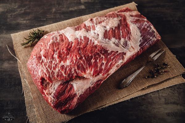 Beef Brisket nur Flat - Wet Aged