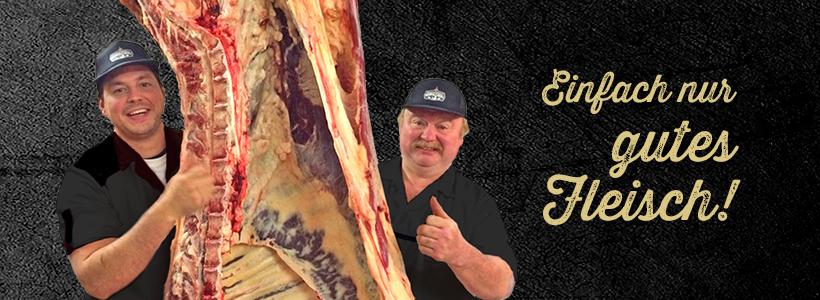 Fleisch vom Oberpfalz Rind