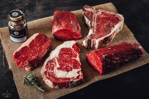 Steakpaket Rinderwahn