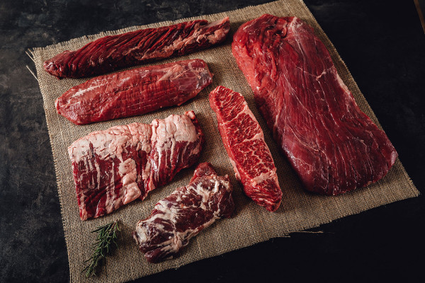 Steakpaket Special Cuts vom Rind